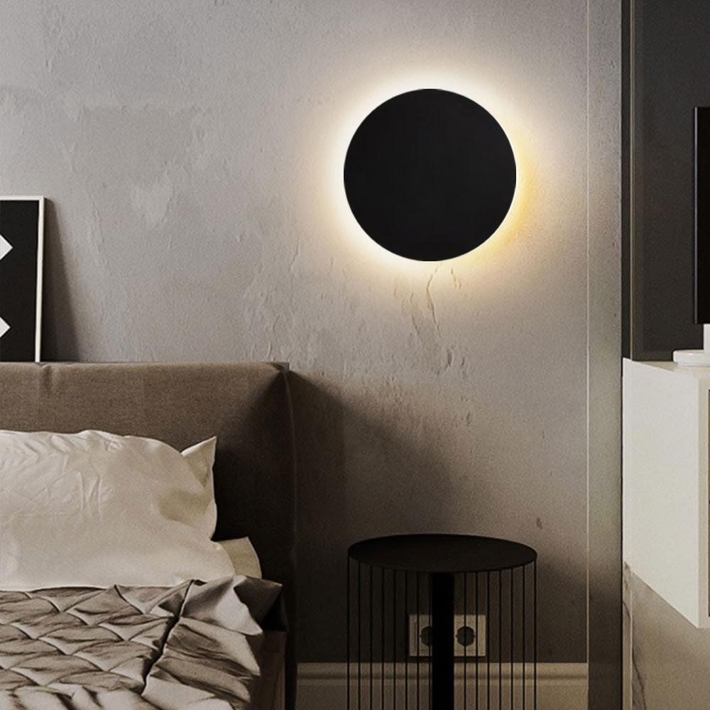 s.LUCE indirekte LED Wandleuchte Plate 14