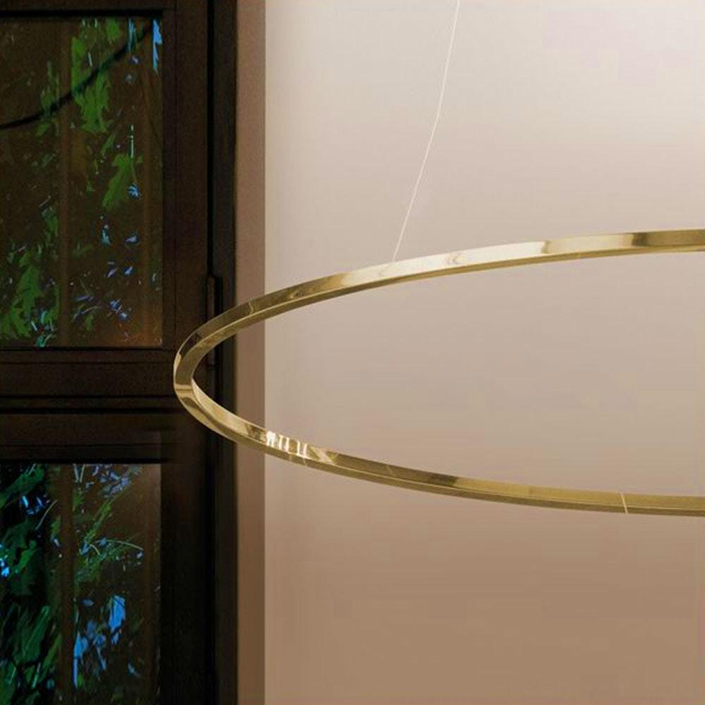 Nemo Ellisse Major Up LED Hängelampe 133x70cm indirekt thumbnail 3