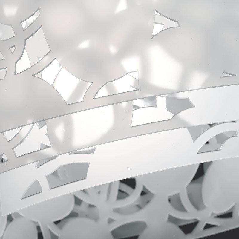 Louis Poulsen Pendelleuchte Collage 450 Weiß 11