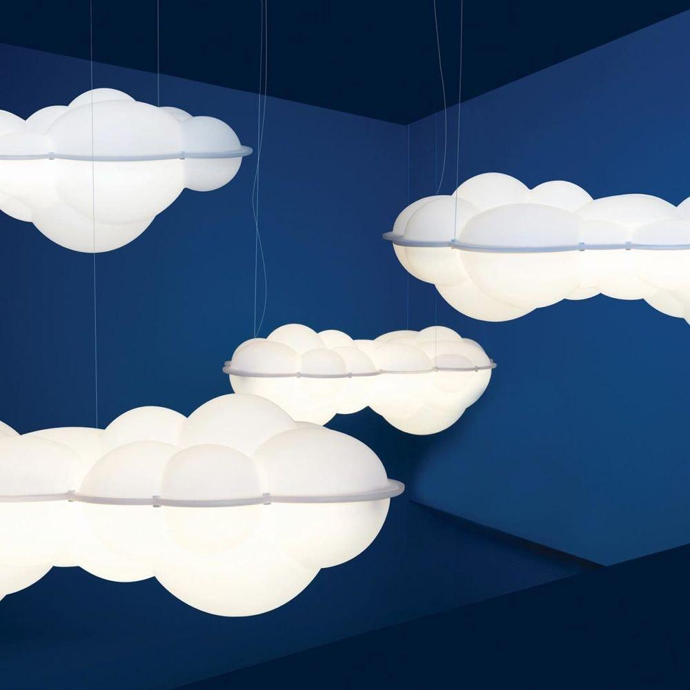 Nemo Nuvola Minor LED Hängeleuchte Wolke 100cm 2
