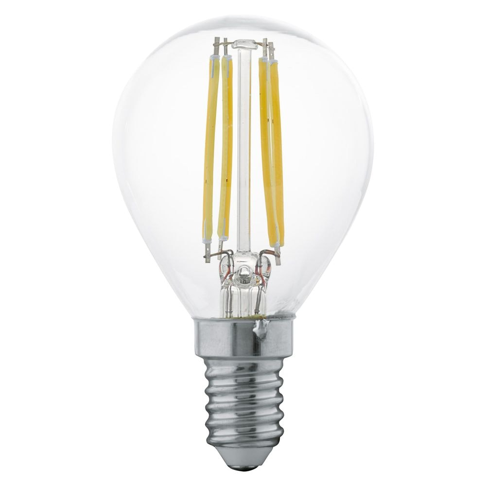 E14 LED Retro Globe Ø 4,5cm 4W, 350lm Warmweiß