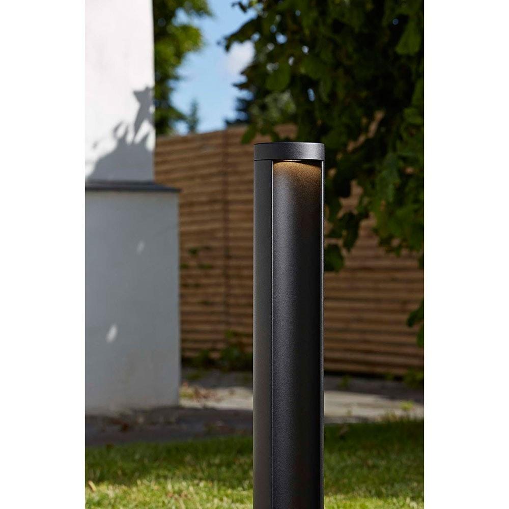 Nordlux Mino 70 LED Aussen-Stehleuchte Schwarz 2