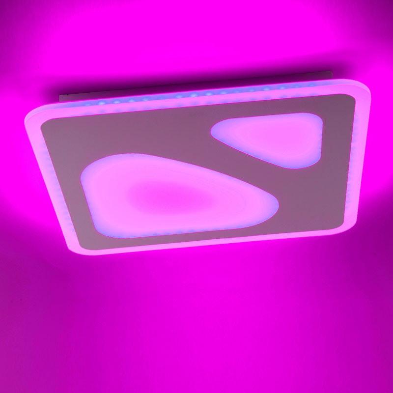 Intelligente LED Deckenlampe Q-Ariana RGB+CCT 7