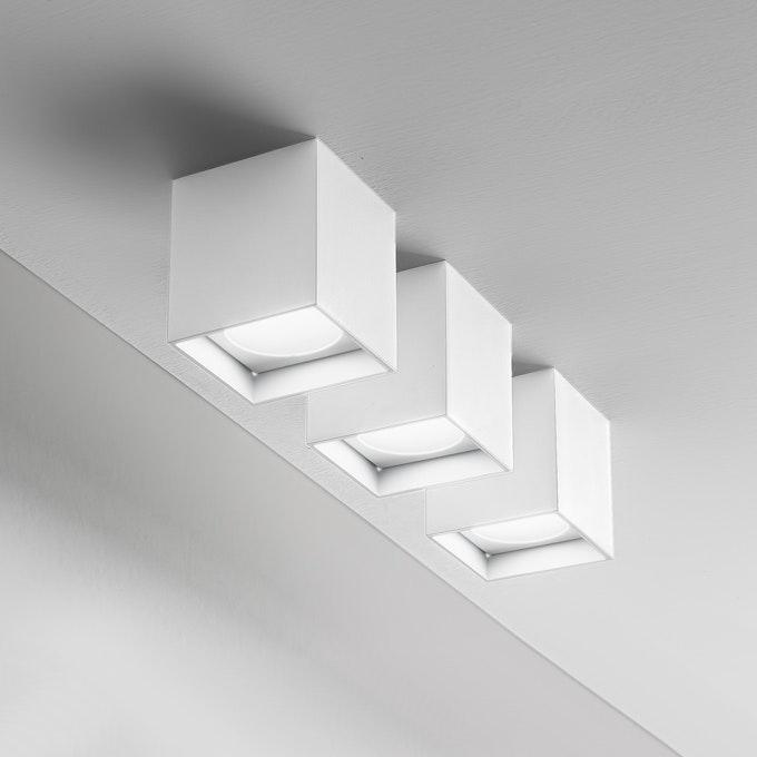 Panzeri Two LED Aufbauleuchte Spot 1