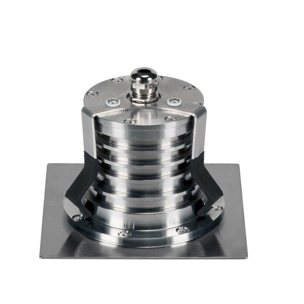 SLV Dasar Premium Hv Pro Bodeneinbauleuchte eckig 17W 60° 3000K 2