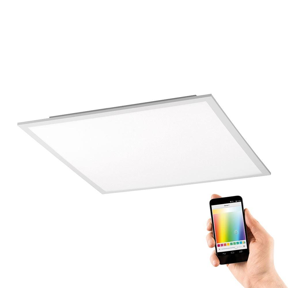 LED Deckenleuchte Q-Flag 46W CCT Weiß 1