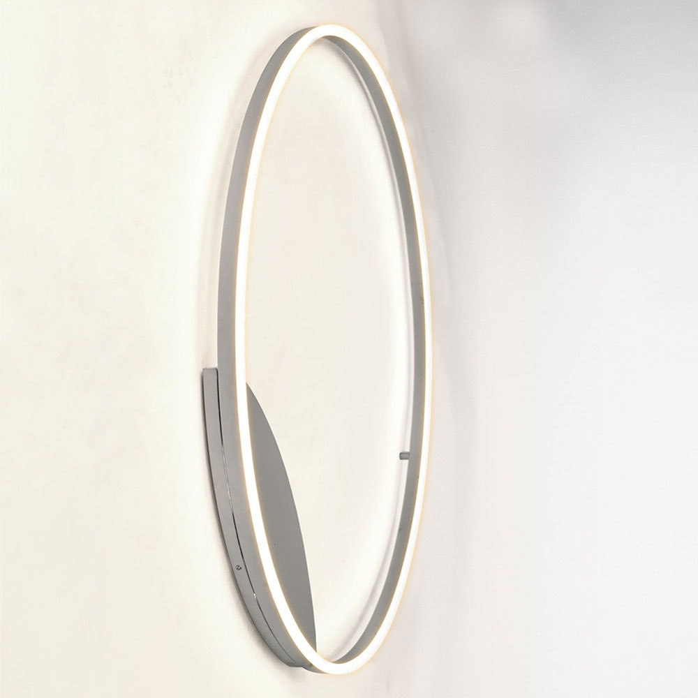 s.LUCE Ring 80 Wand & Deckenlampe LED Dimmbar 29