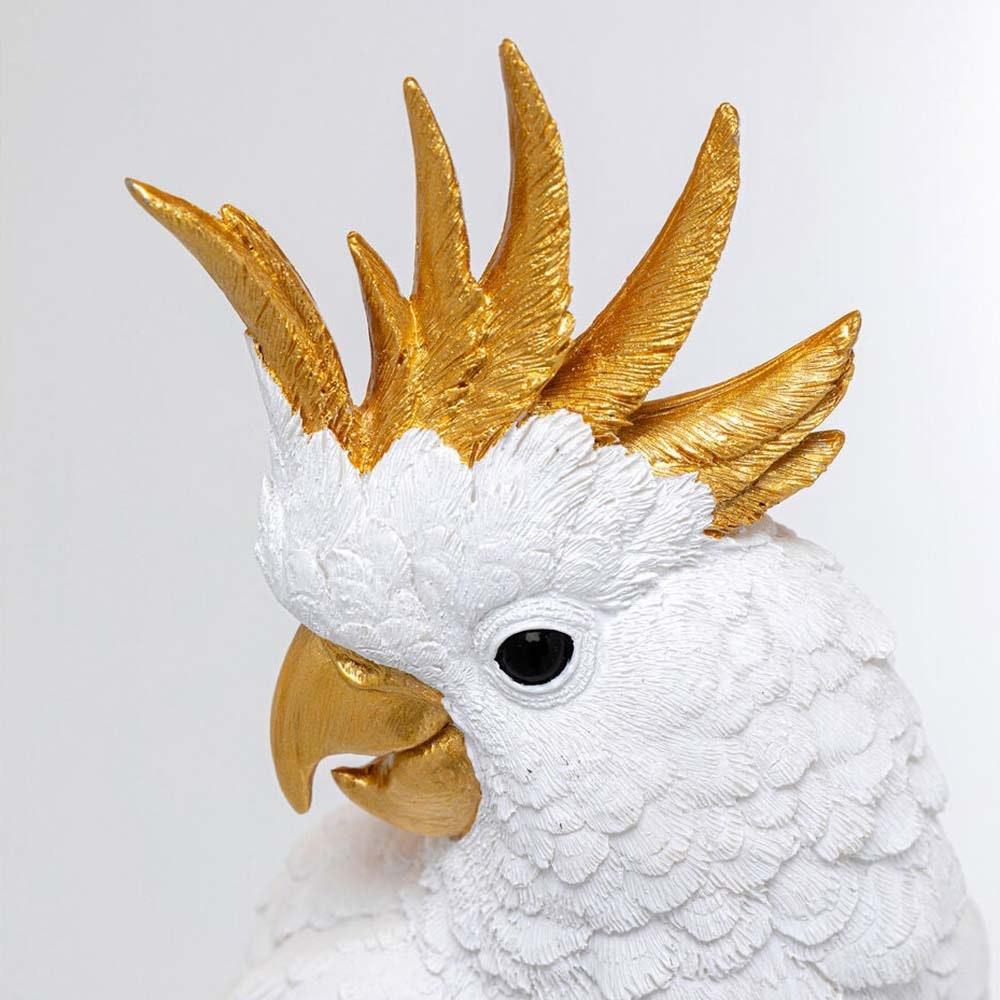 KARE Hängeleuchte Animal Cockatoo 5