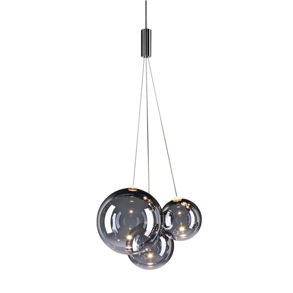 Studio Italia Design Random LED 3er Hängeleuchte 1