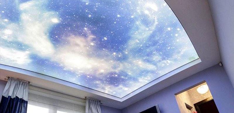 LED-Lichtdecken