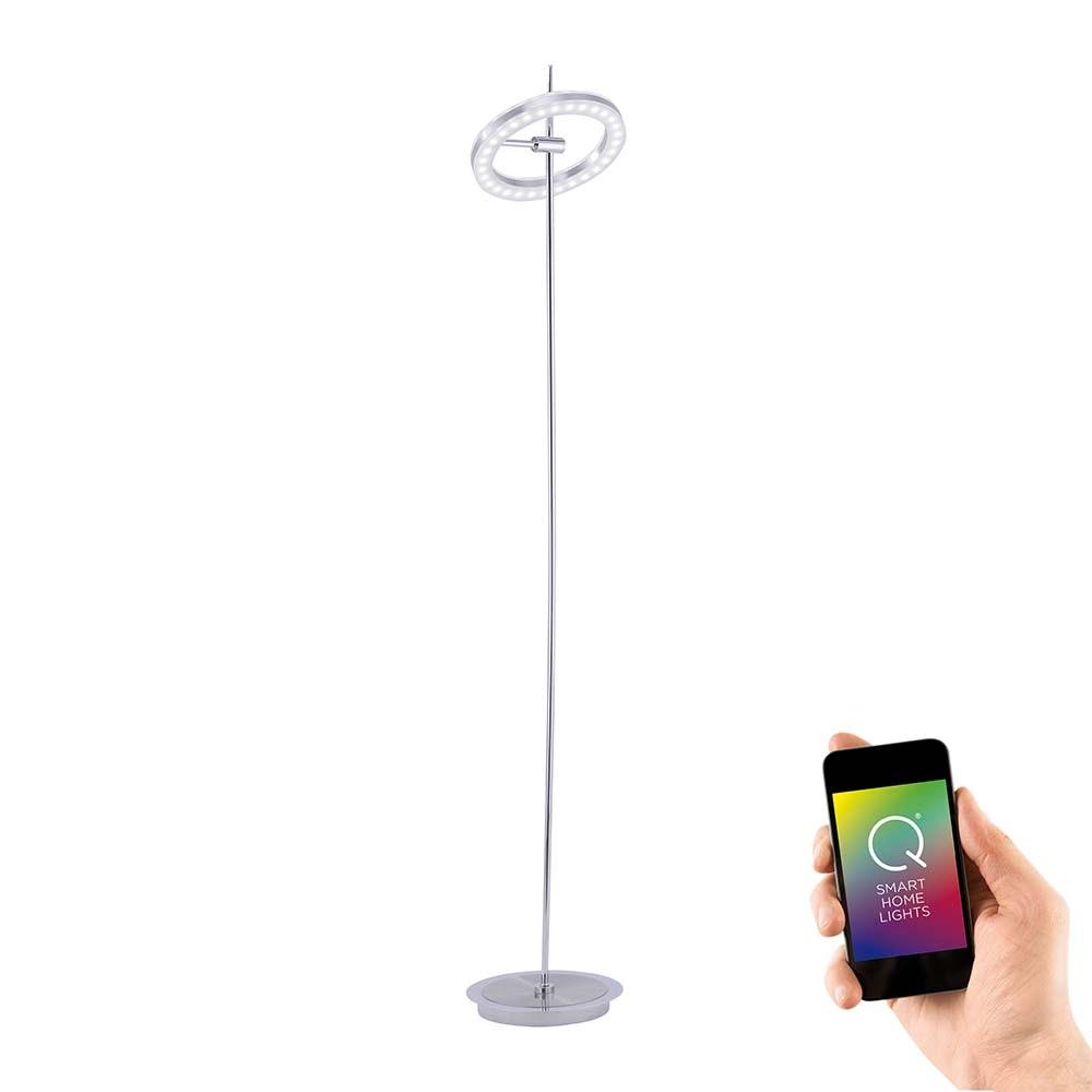 LED Stehleuchte Q-Amy CCT