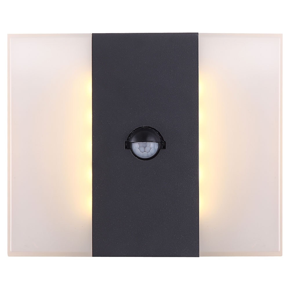 Licht-Trend LED Sensor Wand-Außenleuchte Tandil 680lm 2