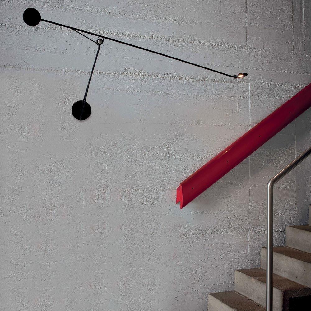 DCW Aaro LED Wandleuchte 160cm schwenkbar thumbnail 3