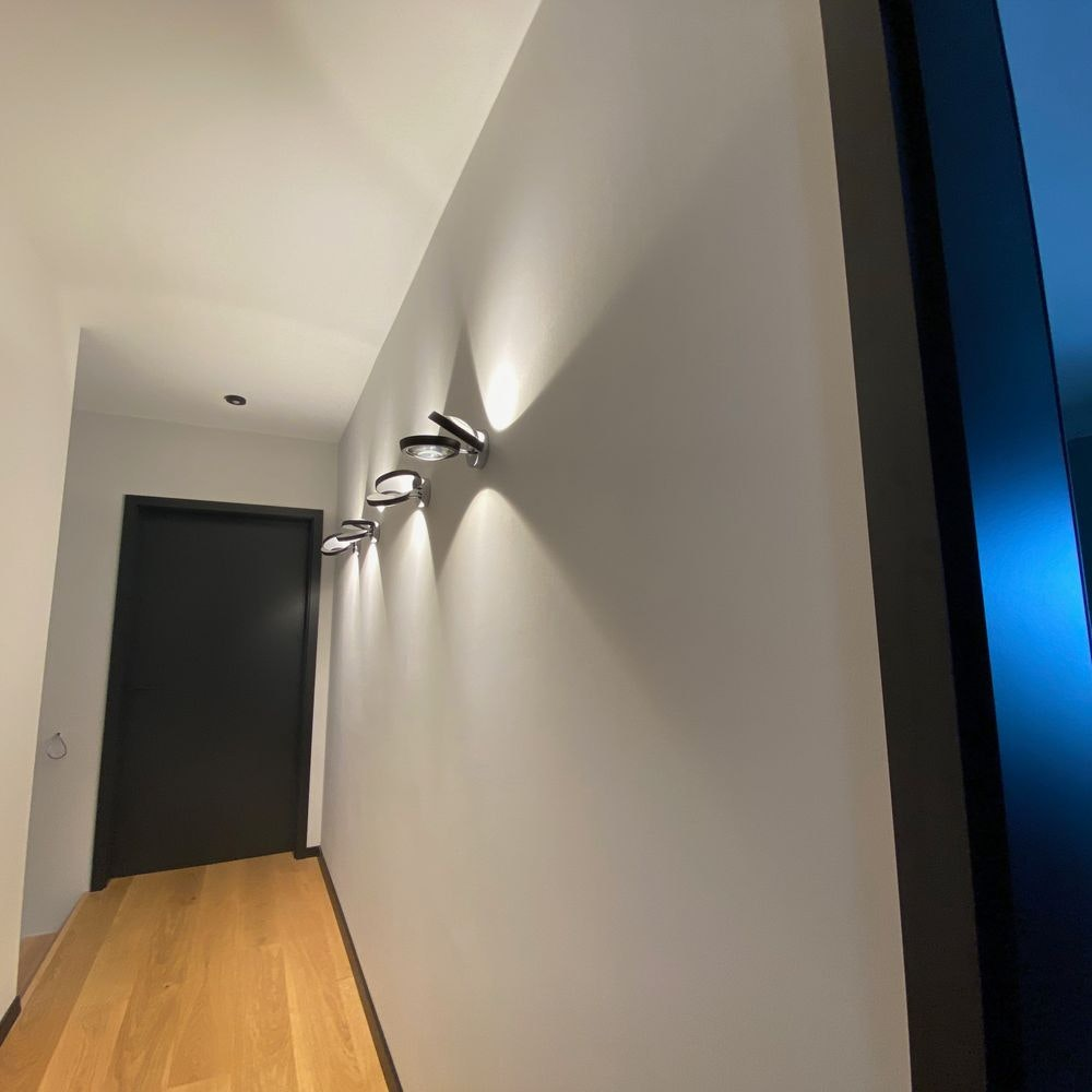 Lodes Nautilus LED Wandlampe 2300 Lumen 28