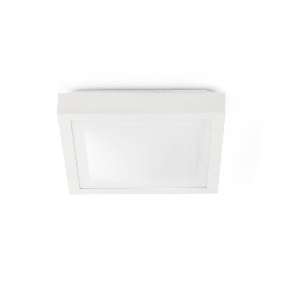 Bad-Deckenlampe Tola-2 IP44 Weiß