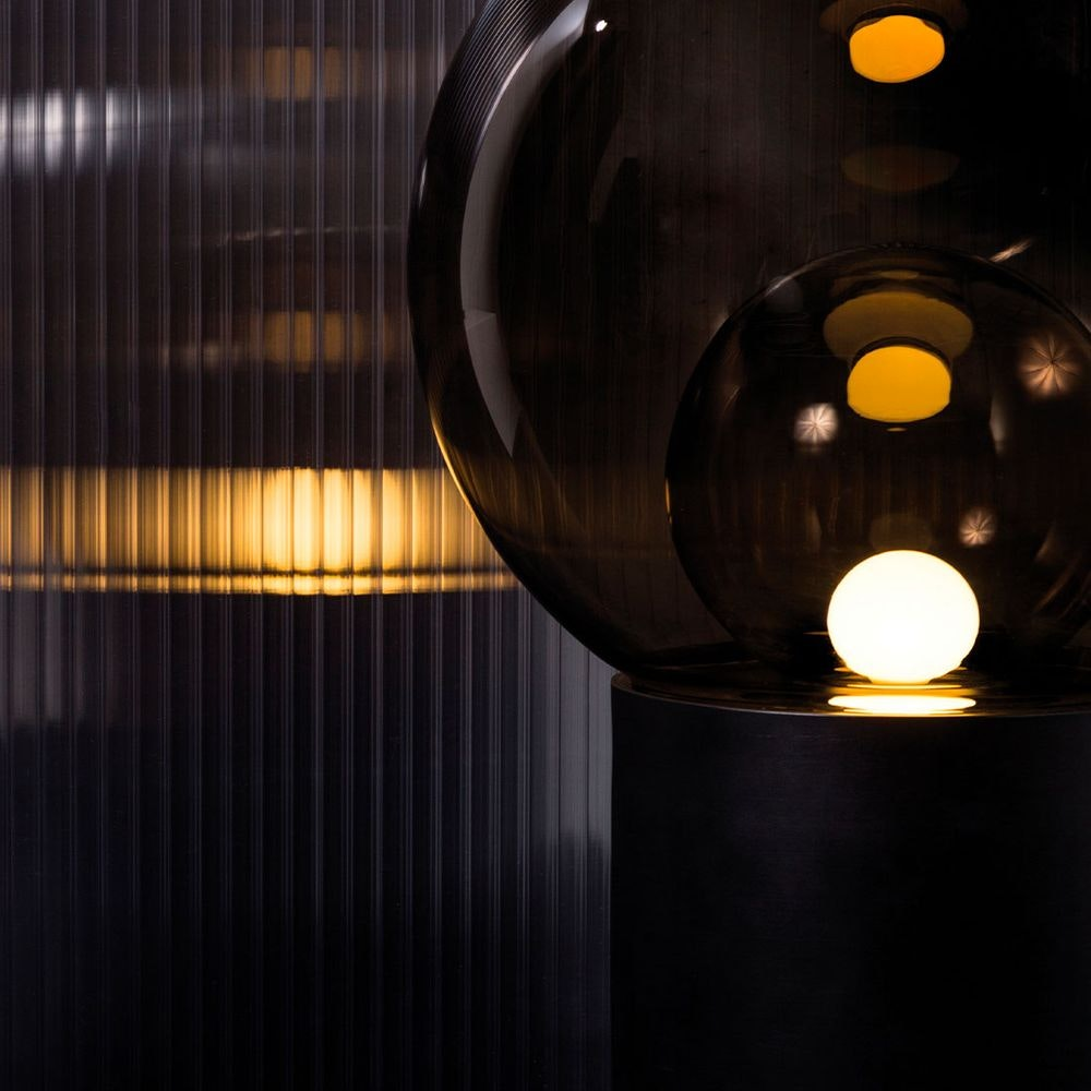 Pulpo LED Tischleuchte Boule Small Ø 29cm 9