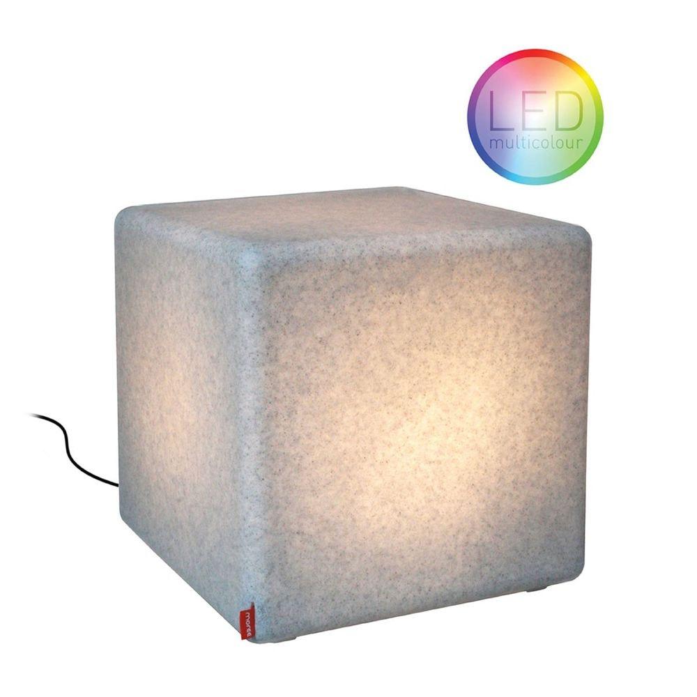 Moree Granite Cube Outdoor LED Sitzwürfel 2