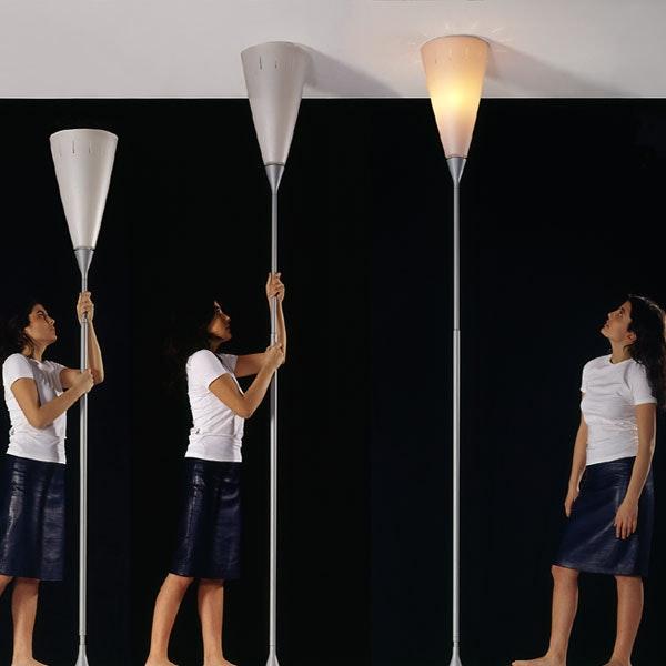 Luceplan Stehlampe Chichibio 220-330cm variabel 2