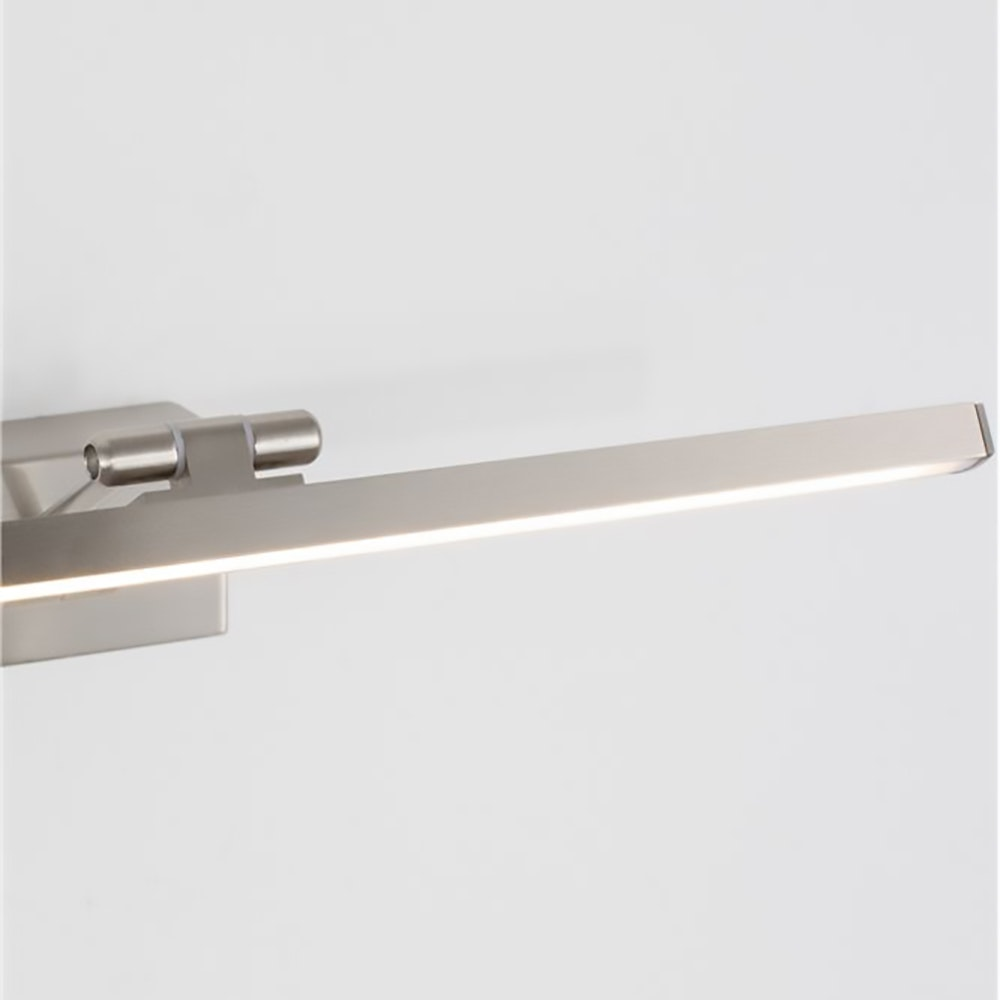 Nova Luce LED-Wandleuchte Marnell Silber thumbnail 6