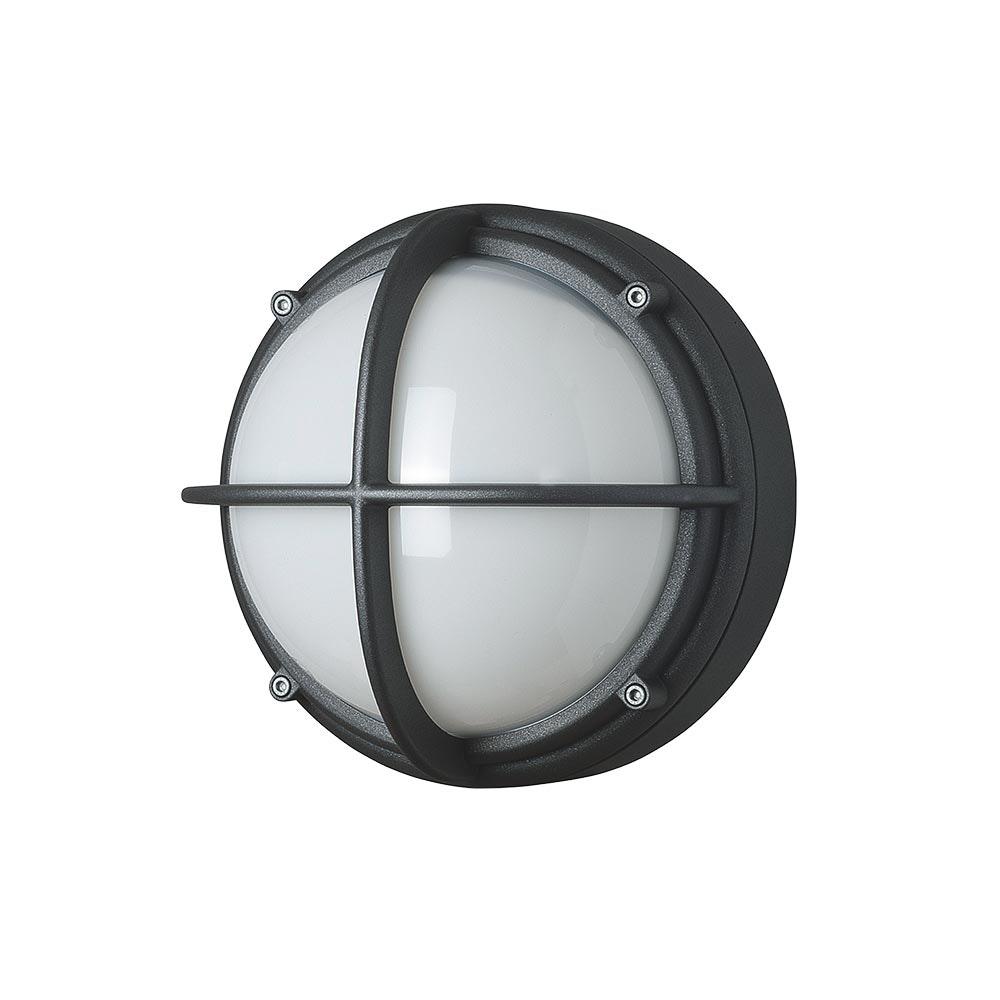 Louis Poulsen LED Außenwandleuchte Skot IP66 5
