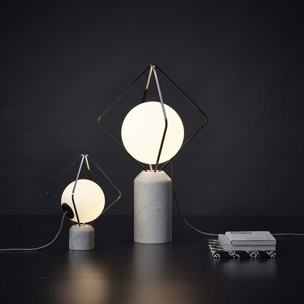 Brokis Tischlampe Jack O`Lantern Large 1