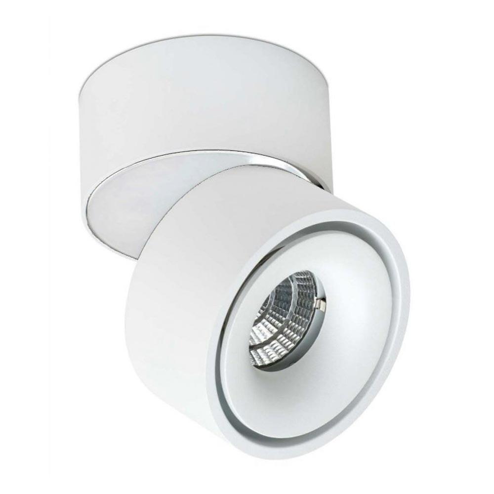 Licht-Trend LED Aufbauspot Simple 890lm Weiß 2
