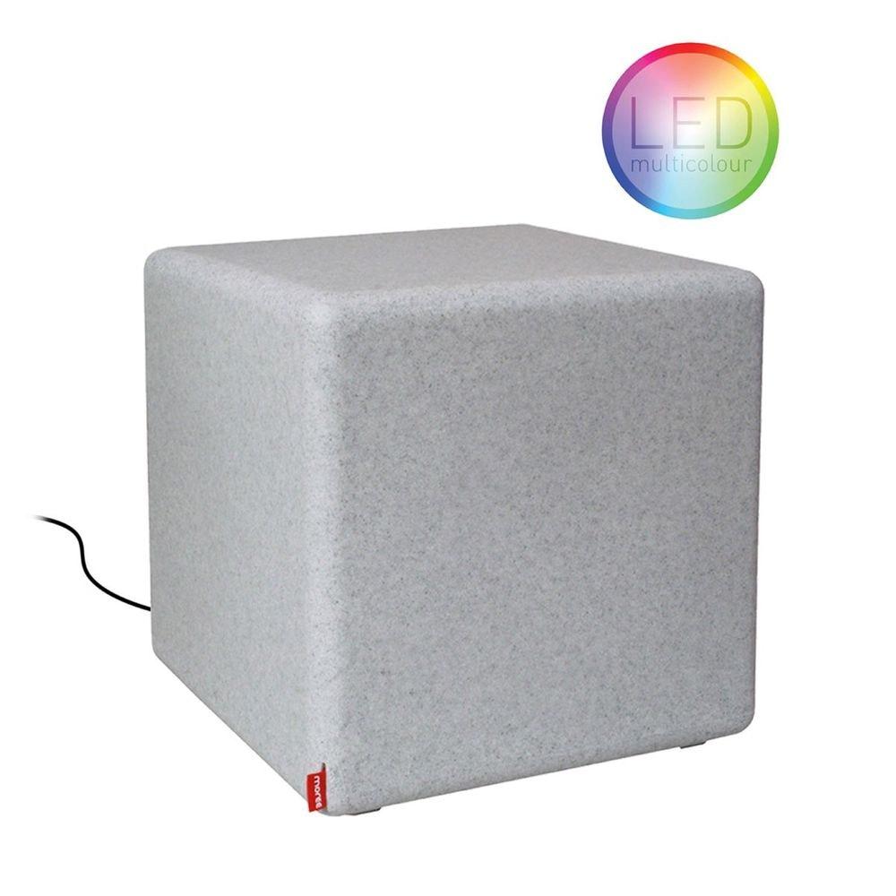 Moree Granite Cube Outdoor LED Sitzwürfel thumbnail 5
