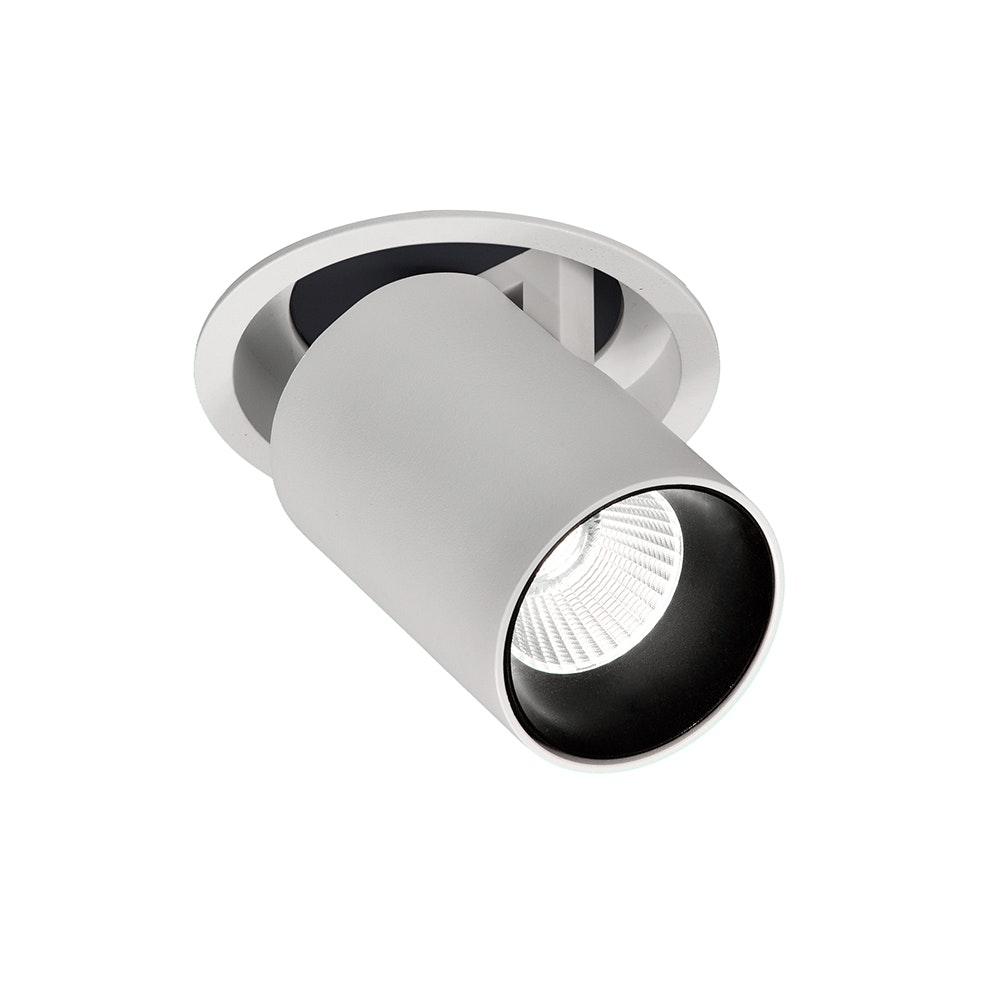 Mantra Garda LED-Einbauleuchte 7 Watt Einziehbar Weiß,Schwarz 4