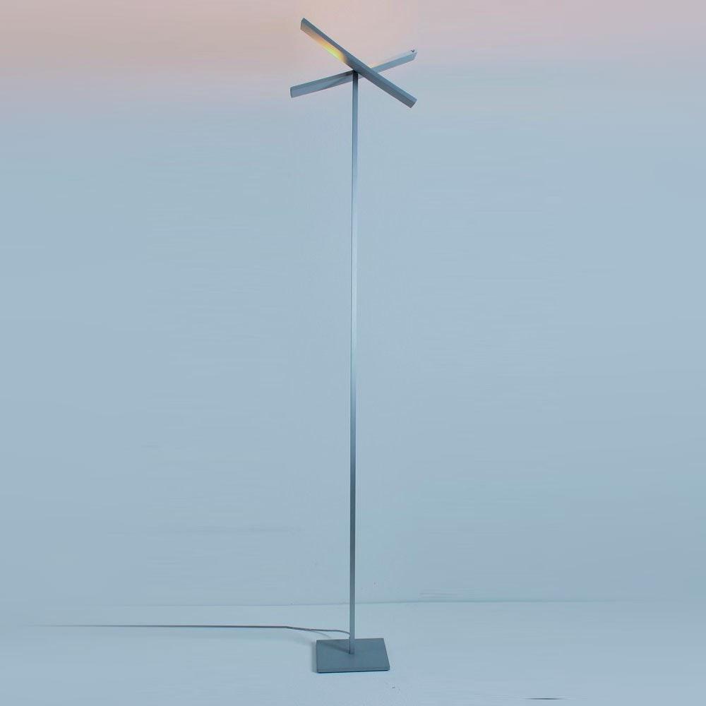 Bopp LED Stehleuchte 180cm Alu-matt 2