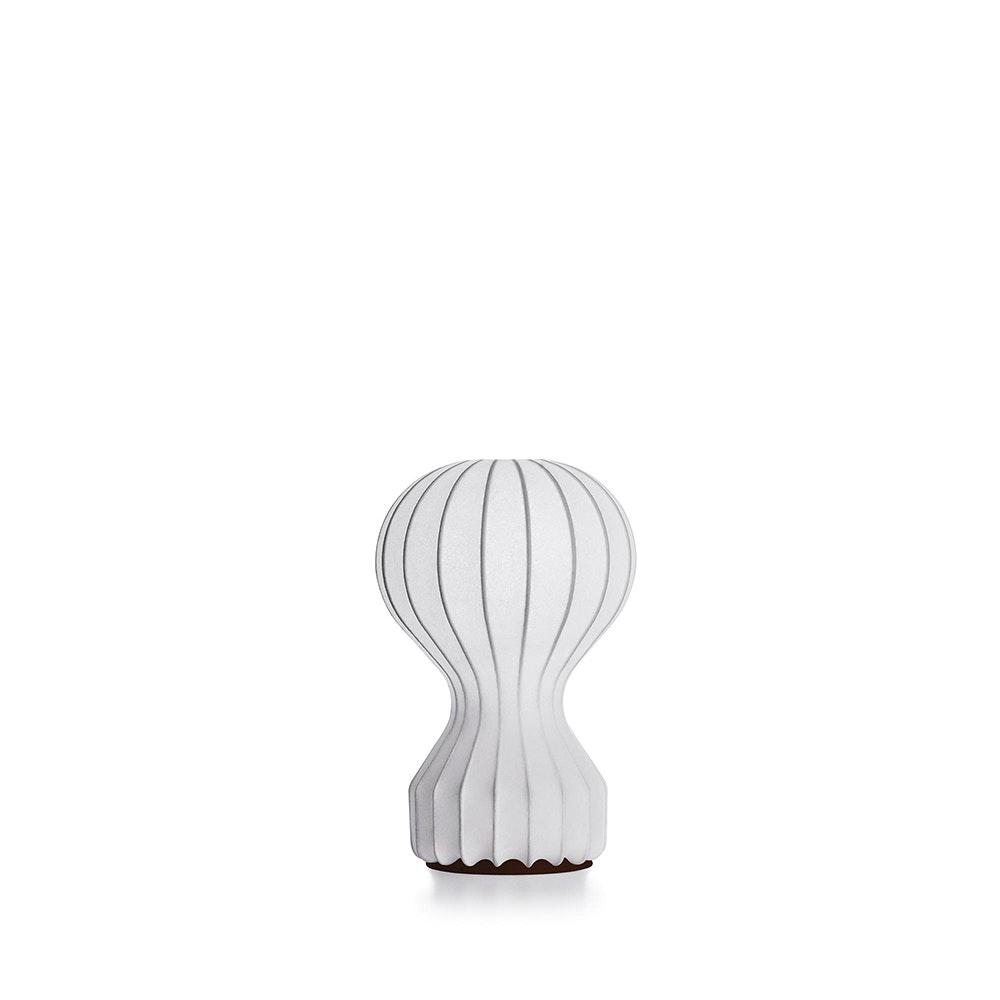 FLOS Gatto Cocoon Tischleuchte Weiß 1