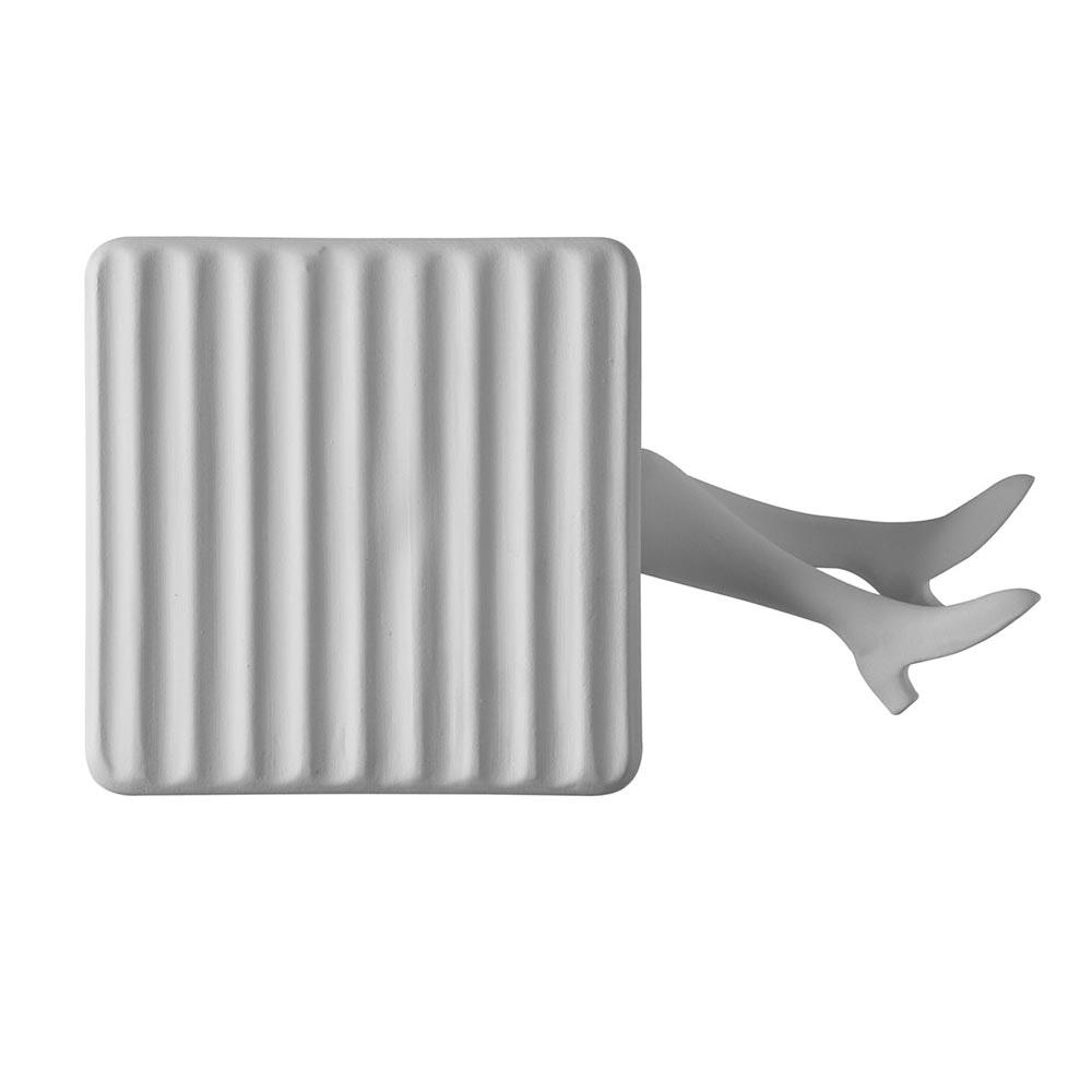 Karman Binarell LED Wandleuchte Weiß-Matt thumbnail 5
