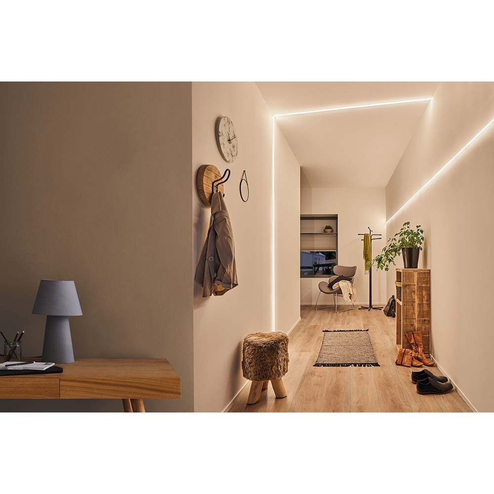 LED Strip 3m Function MaxLED Flow Basisset Warmweiß 37W 9