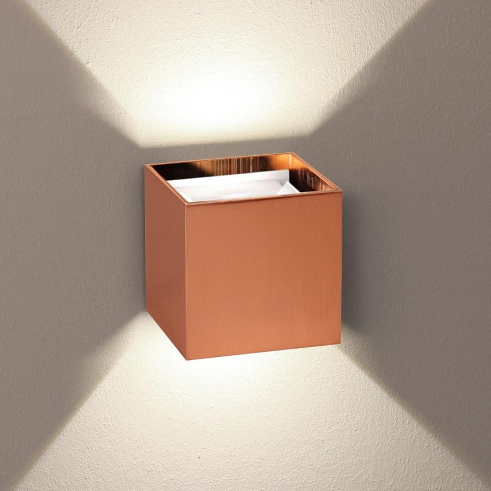 s.LUCE pro Ixa LED Innen- & Außen-Wandleuchte IP44 37
