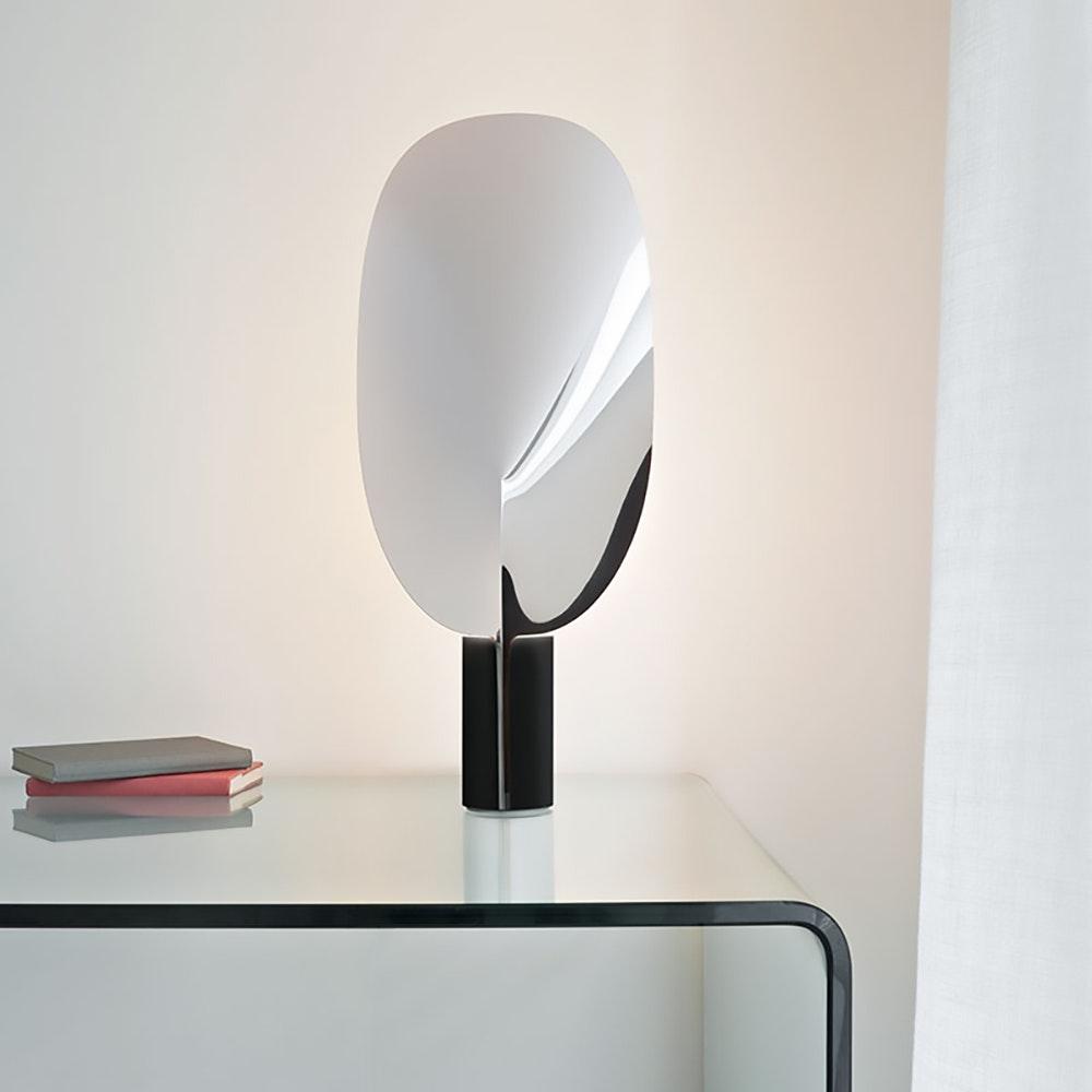 FLOS Serena LED Tischlampe mit Reflektor