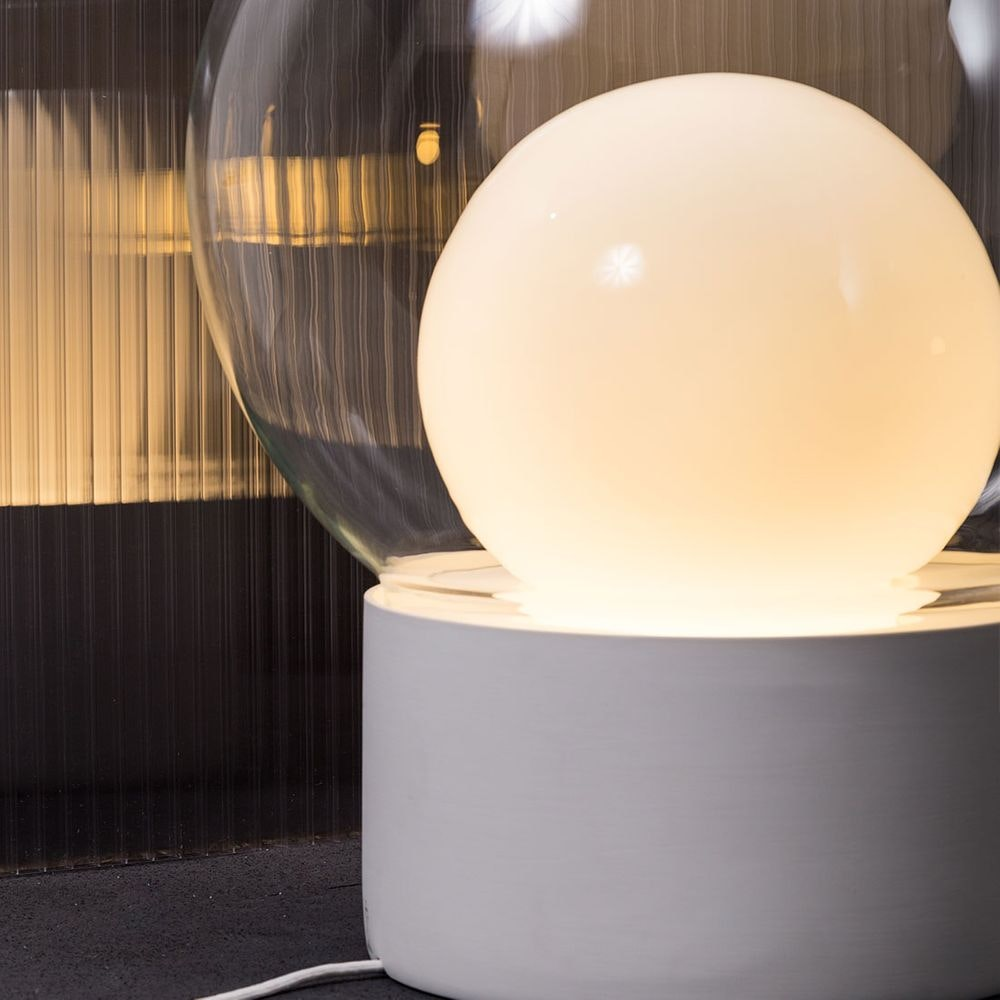 Pulpo LED Tischlampe Boule Medium Ø 58cm thumbnail 3