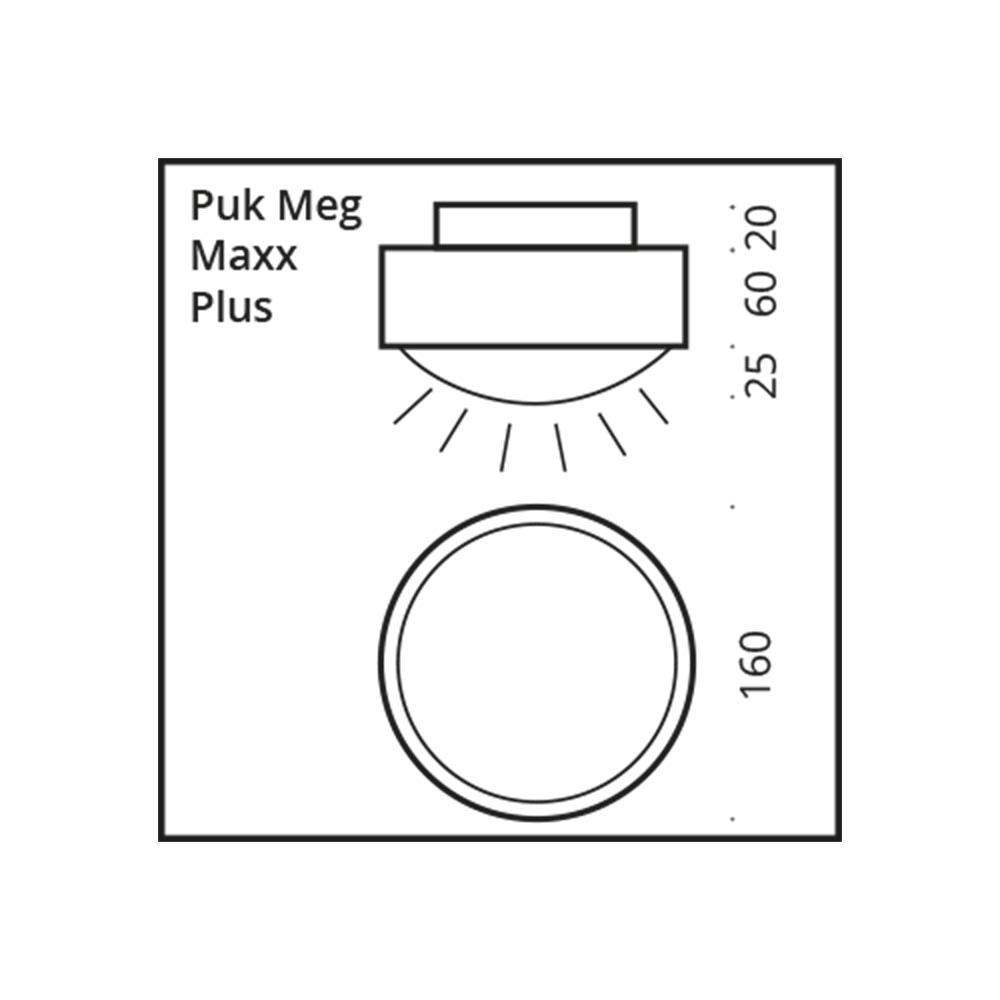 Top Light LED Deckenlampe Puk Meg Maxx Plus thumbnail 6