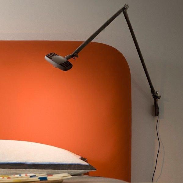 Luceplan Otto Watt LED Büro-Tischlampe 3000K (Body ohne Halterung) 11