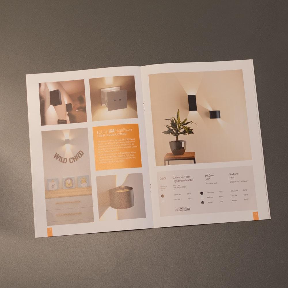 s.LUCE Neuheiten-Katalog 2020/21 3