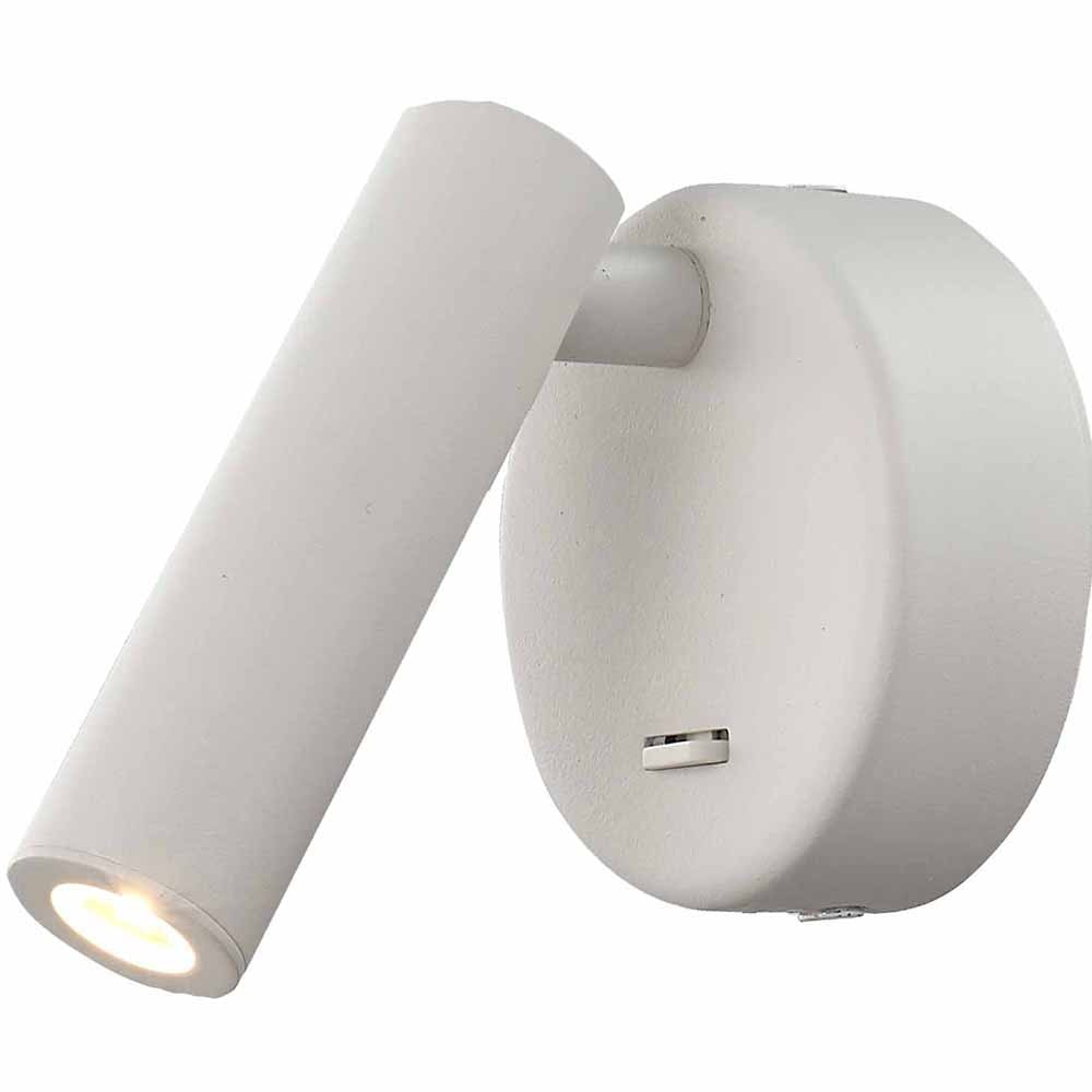 Mantra Prea Wand LED-Leselampe Rund 2