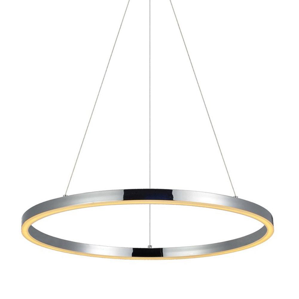 s.LUCE Ring 120 LED Pendelleuchte 5m Abhängung 10