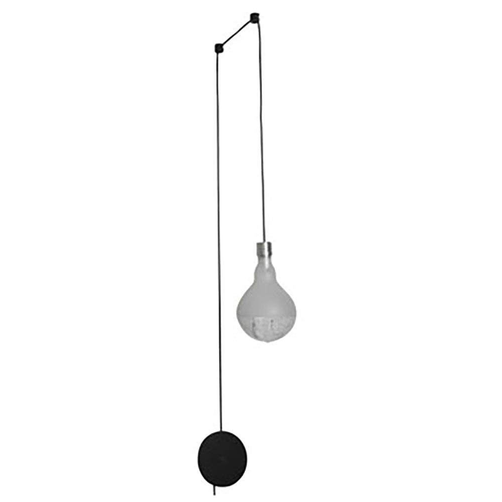 Karman MakeUp LED-Wandlampe Rund 1