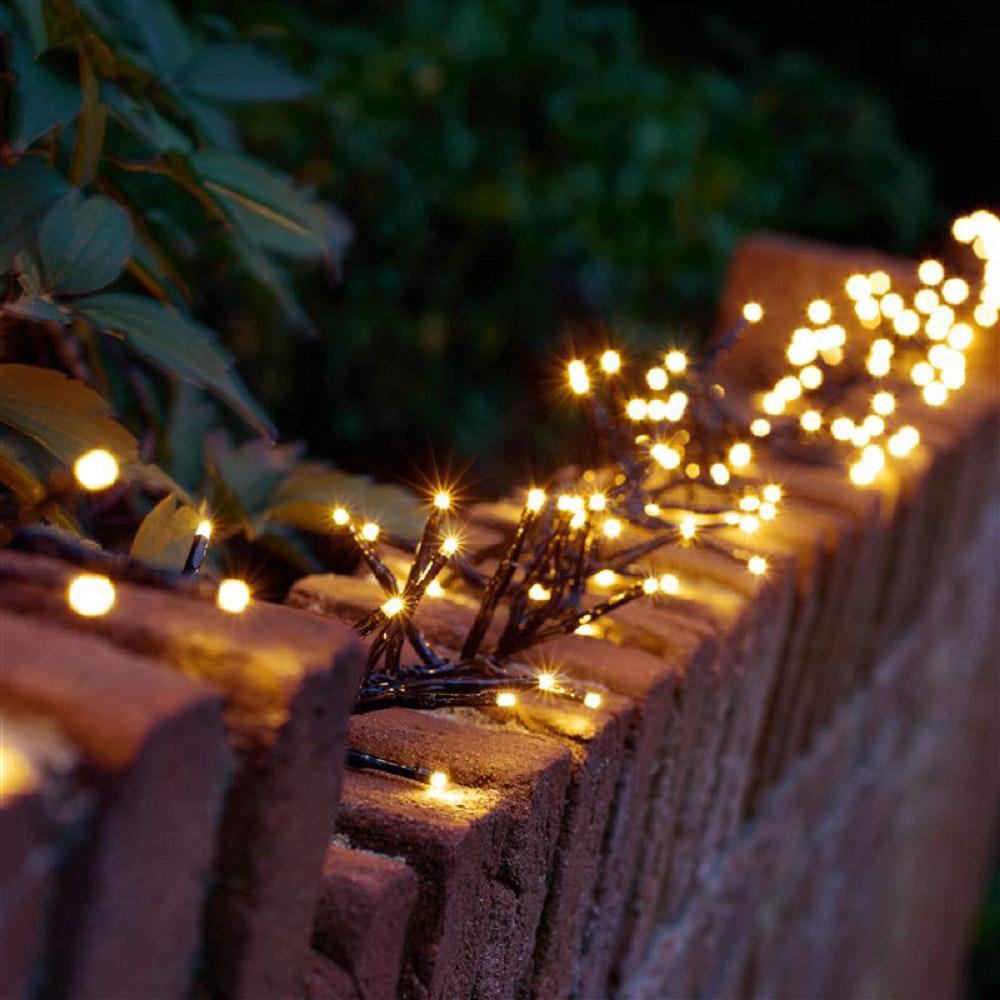 80m LED Lichterkette XXL Glow mit Timer-Funktion IP44
