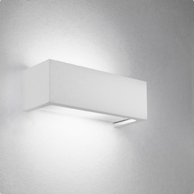Panzeri Toy Gypso LED-Wandlampe aus Gips 2
