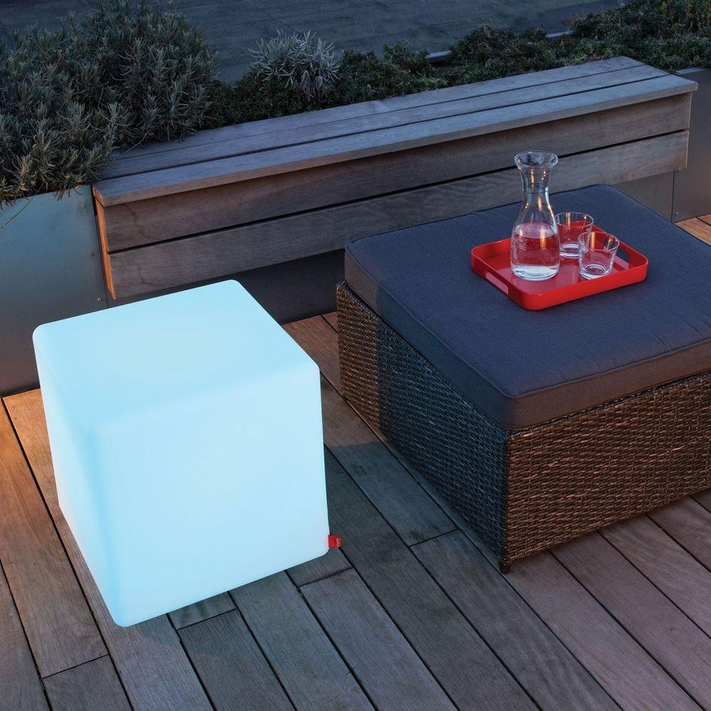 Moree Cube Outdoor LED Sitzwürfel 2