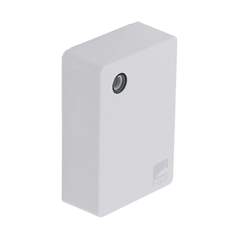 Aussen-Sensor D&N Detect Me5 Weiß