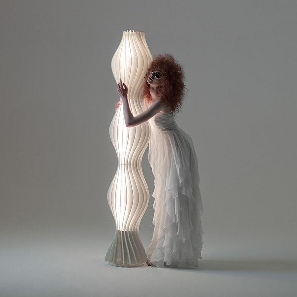 Studio Italia Design Vapor Stehlampe 196cm