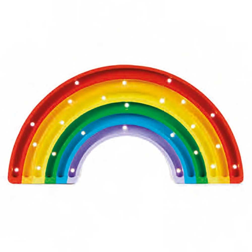 Little Lights Kinder Wand- & Tischleuchte Regenbogen  1