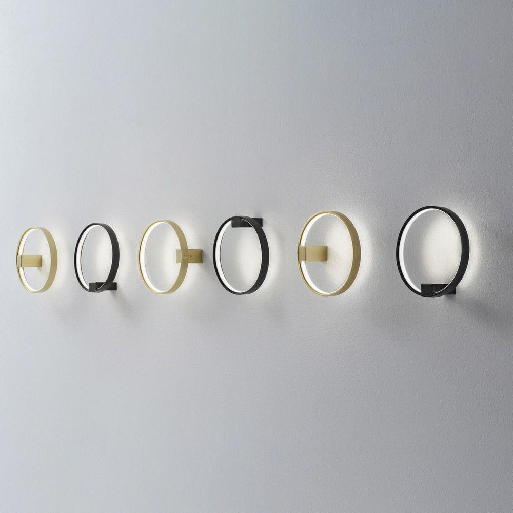 Panzeri Zero Round LED-Wandleuchte Ring 2