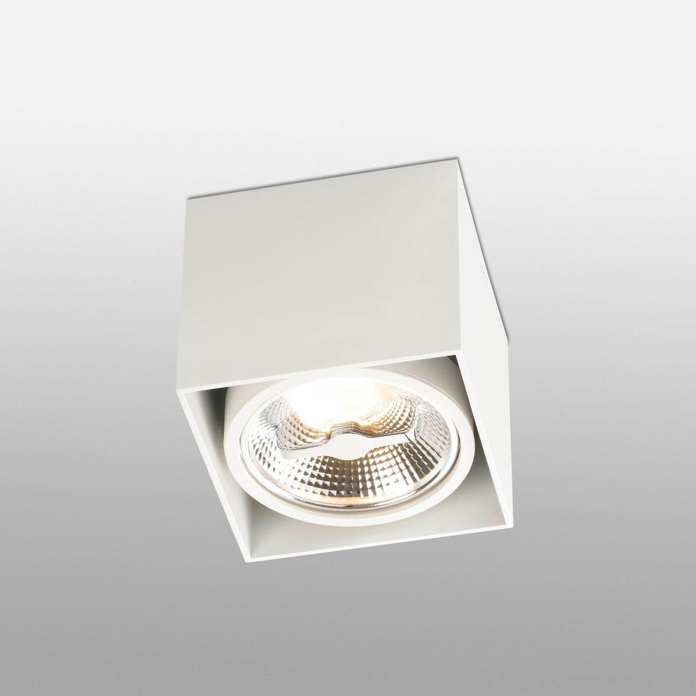 Deckenlampe TECTO IP20 Weiß