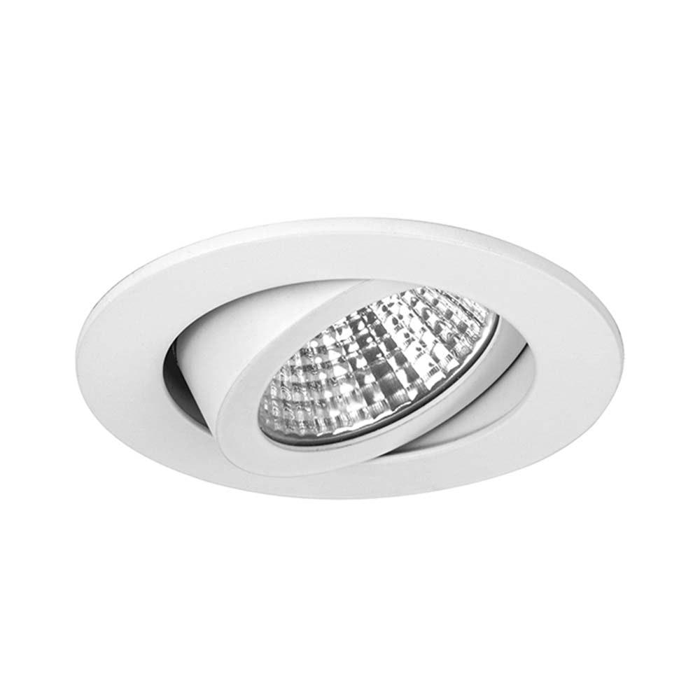 Brumberg LED Decken-Einbaulampe 470lm Weiß dim2warm IP65 1